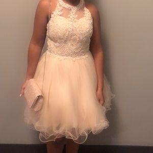 Evening Glam Dress